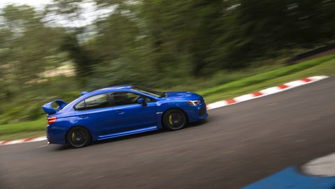 hill climbs have been run on the shelsley walsh course, located in england's midlands, since 1905 we experienced the historic venue in a fleet of 2019 subaru wrx stis    all told, a good car for a newbie unfamiliar with the deceptively complex hill
