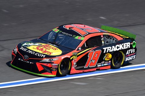 Sights from the NASCAR action at Charlotte Motor Speedway Friday Sept. 27, 2019