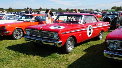 Ford Falcon race car!