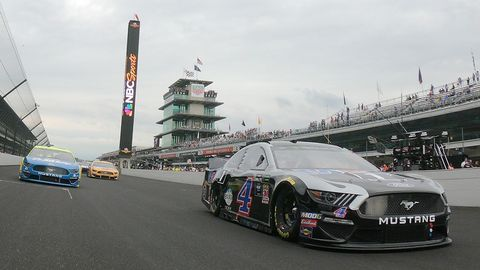 Sights from the NASCAR action at Indianapolis Motor Speedway, Sunday September 8, 2019