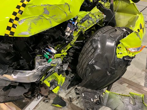 Yellow, Automotive tire, Engine, Auto part, Automotive engine part, Synthetic rubber, Automotive fuel system, Tread, Carbon, Machine,