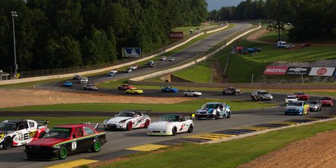 Gridlife'sevent at Road Atlanta, dubbed Gridlife South, is a weekend full of time attack, track battles and fun.