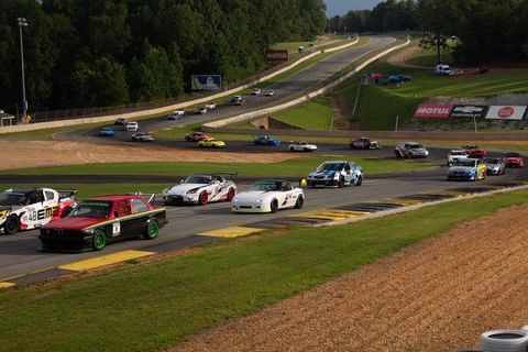 Gridlife's event at Road Atlanta, dubbed Gridlife South, is a weekend full of time attack, track battles and fun.