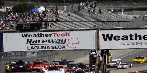 Sights from the IMSA action at the Monterey Grand Prix at Laguna Seca, Sunday Sept. 15, 2019