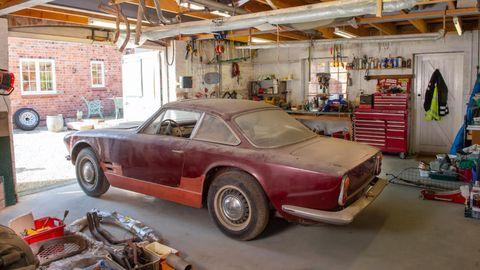 Land vehicle, Vehicle, Car, Classic car, Coupé, Sedan, Convertible, Maserati sebring, Sports car,
