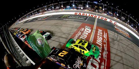 Sights from the NASCAR action at Darlington Raceway Sunday September 1, 2019