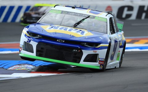 Sights from the NASCAR action at Charlotte Motor Speedway Saturday Sept. 28, 2019