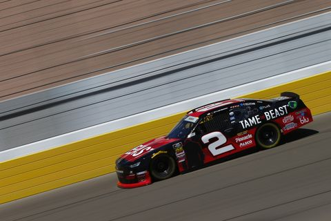 Sights from the NASCAR action at Las Vegas Motor Speedway Friday Sept. 13, 2019