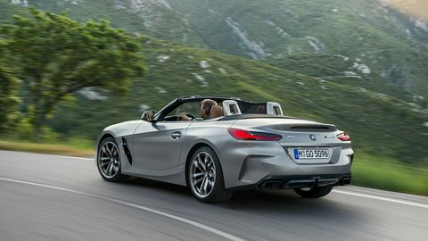 2020 Bmw Z4 Review Everything You Need To Know