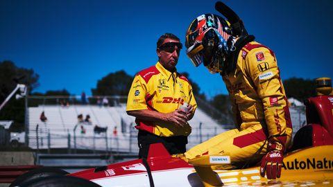 Andretti Autosports Ryan Hunter-Reay