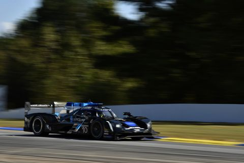 Sights from the IMSA action ahead of the Motul Petit Le Mans from Road Atlanta Friday, October 11, 2019.