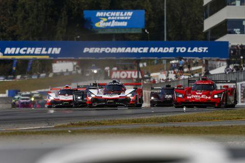 Sights from the IMSA Motul Petit Le Mans at Road Atlanta Saturday, October 12, 2019