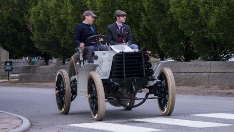 1901 Panhard et Levassor Type B1