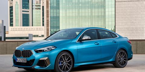 The 2020 BMW M235i Gran Coupe will deliver 301 hp.