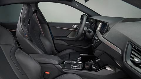 Buyers get a choice of colors and materials in the 2020 BMW 2-Series Gran Coupe.
