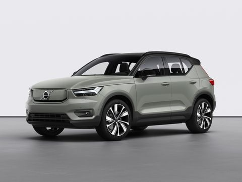 Volvo launched its first fully electric car: The XC40 Recharge, offering 250 miles range for under $48,000 (after Federal rebate)