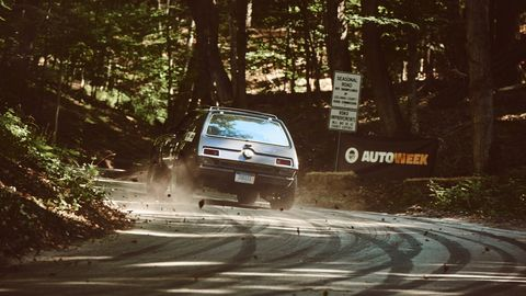 The 2019 Empire Hill Climb presented by Autoweek was a day full of racing and celebrating grassroots motorsport.