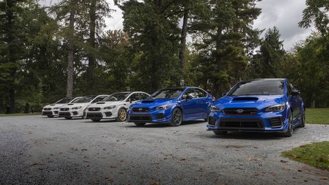 Subaru's STI S209is limited to only 209 models and takes the WRX STI to another level.