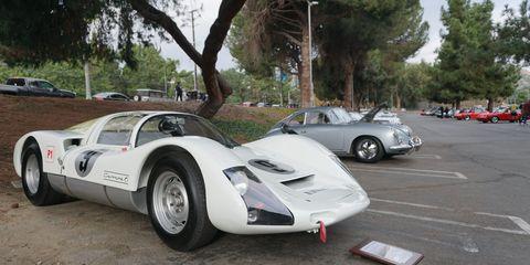 CPR Classic's Porsche 906