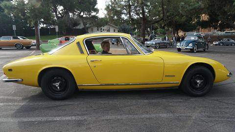 1978 Lotus Elan Coupe