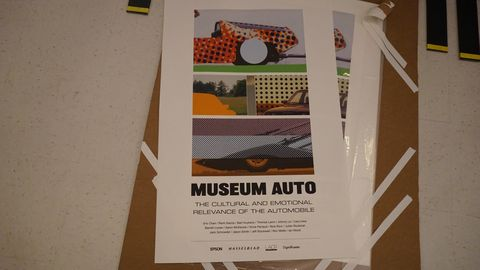 Museum Auto official poster
