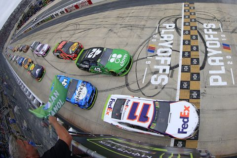 Sights from the NASCAR action at Dover International Speedway, Sunday Oct. 6, 2019