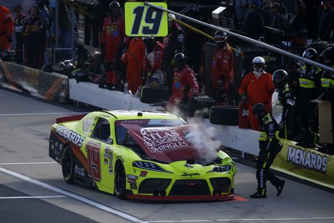 Sights from the NASCAR action at Dover International Speedway Saturday Oct. 5, 2019