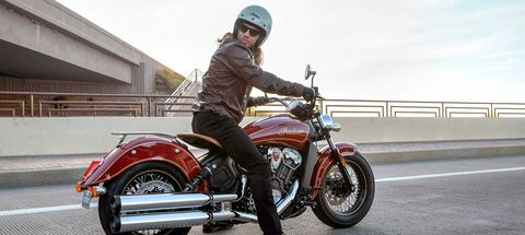 First Ride: Indian Scout 100th Anniversary