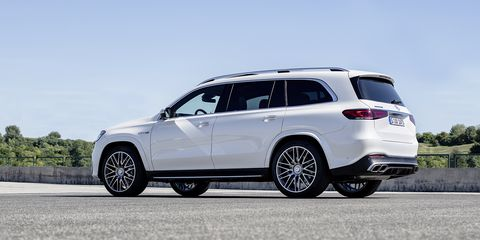 The redesign of the GLS-Classhas softened some of the sharper lines of the outgoing model.