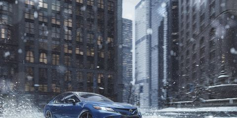 Toyota is offering two new all-wheel-drive sedans starting next spring.