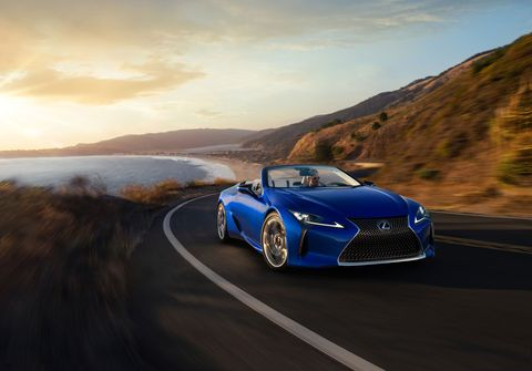 "<p class=""TXTawbody1"">The 2021 LC500 convertible's price is probably going to top $100,000."