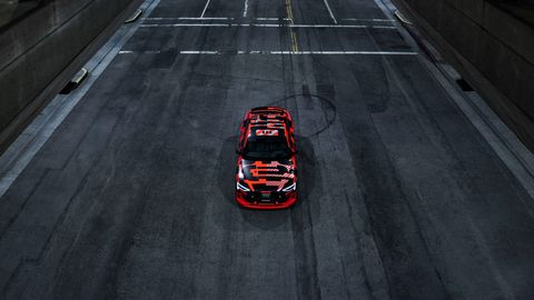 Audi shrunk the e-tron crossover into a sportier Sportback