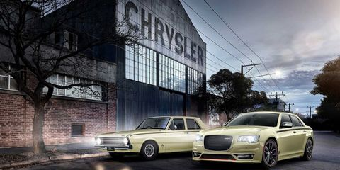 Chrysler is bringing back a classic Australian muscle machine, but only in Australia.