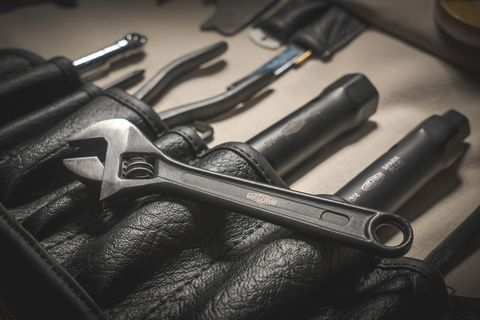 We challenge E-Type owners to buy this toolkit and use no other tools to perform maintenance on their cars. It's the period-correct thing to do!