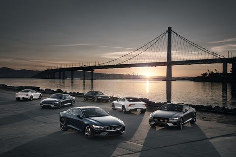 <span><span><span><span>Polestar will launch in 2020 with 15 spaces in the U.S., most operated by existing Volvo dealerships in urban centers along the west coast. </span></span></span></span>The east coast will follow.