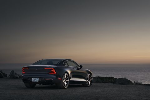 <span><span><span><span>Polestar spaces will offer test drives, consultation, delivery and service, but the only way to buy a Polestar is online—at a terminal in the space or wherever the buyer likes. </span></span></span></span>