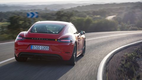 The 2020 Porsche 718 Boxster and Cayman T will hit dealerships in summer 2020.