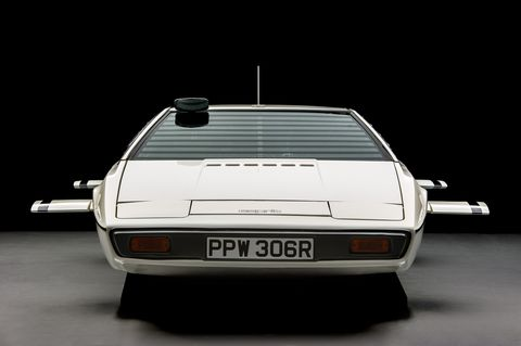 This 1976 Lotus Esprit was bought by Tesla CEO Elon Musk.