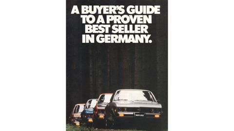 General Motors made a strong effort to sell Opels through American Buick dealerships during the 1970s.