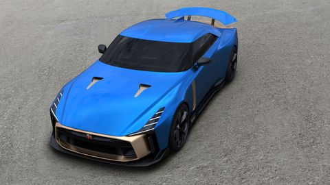 In Japan, customers can now purchase a GT-R50 by Italdesign through SCI Co. Ltd., a subsidiary of VT Holdings, which has been appointed official importer and distributor for these exclusive cars in the country.