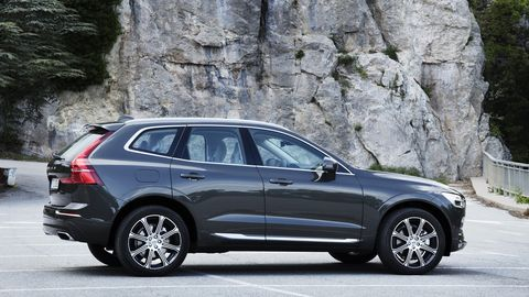 The 2020 Volvo XC60we tested delivers 316 hp and 295 lb-ft of torque.