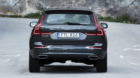 The 2020 Volvo XC60we tested features more than $15,000 in options, including the $6,700 Inscription Package.