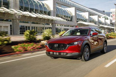 2020 Mazda CX-30is in dealerships now