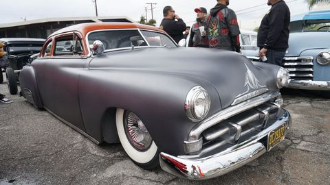 1952 Plymouth Coupe