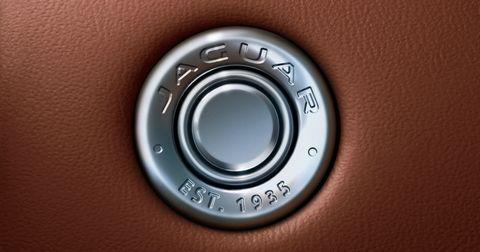 The glove box button. A nice detail!