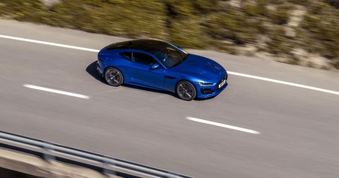 The 2021 Jaguar F-Type keeps the timeless good looks of previous model years, but gets comprehensive updates inside and out.