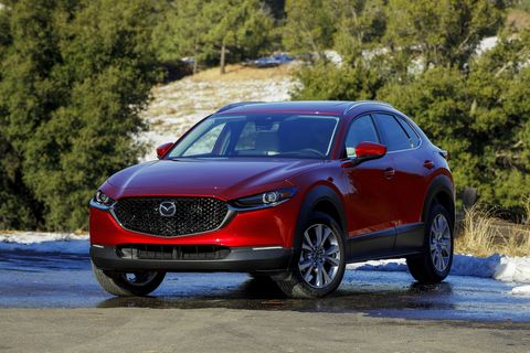 """Mazda says the CX-30 is for """"...y<span style=""""font-size:11pt""""><span style=""""line-height:107%""""><span style=""""font-family:Calibri,sans-serif"""">ounger customers seeking a little bit more adventures. Something nimble but which has the utility to cater to all the&nbsp;needs of their&nbsp;active lifestyles.""""</span></span></span>"""