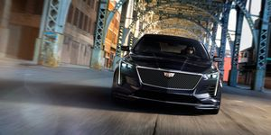 The Cadillac CT6 is built at one of GM's soon-to-be-closed plants, but apparently it will find a new home.