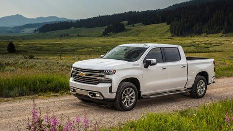 land vehicle, vehicle, car, pickup truck, truck, automotive tire, chevrolet, automotive design, tire, landscape,