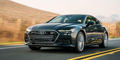 Land vehicle, Vehicle, Car, Automotive design, Audi, Executive car, Audi a6, Performance car, Mid-size car, Personal luxury car,